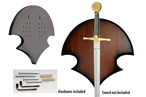 SZCO Supplies Crest Universal Sword Plaque