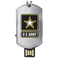 US Army Flash Tag USB Drive 16GB