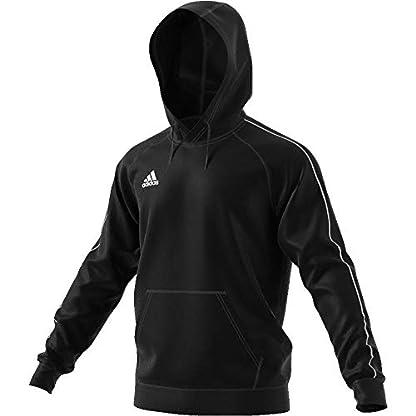 adidas Herren Core 18 Pullover, Black/White, S 3
