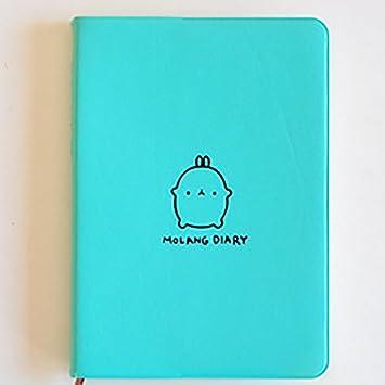 Zantec Cute Notebook Cartoon Molang Rabbit Jourbal Diario ...