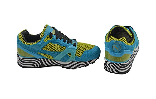 Puma - Zapatillas para mujer Verde Sulphur Spring-Blue Atoll Verde - Sulphur Spring-Blue Atoll
