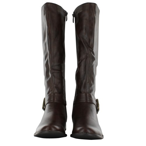 Footwear Sensation - Botas para mujer Marrón - marrón