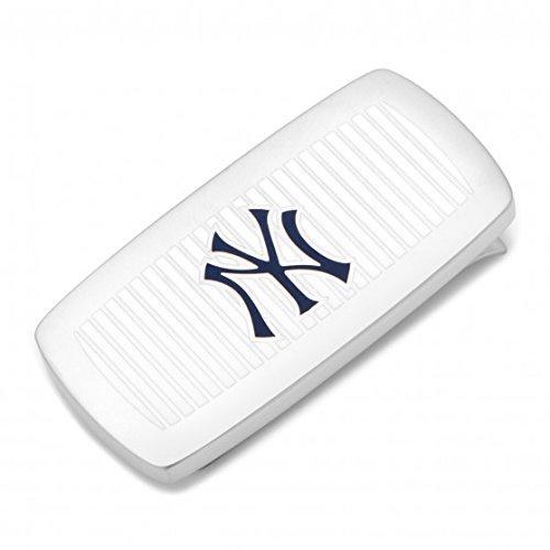 - Yankees Pinstripe Cushion Money Clip