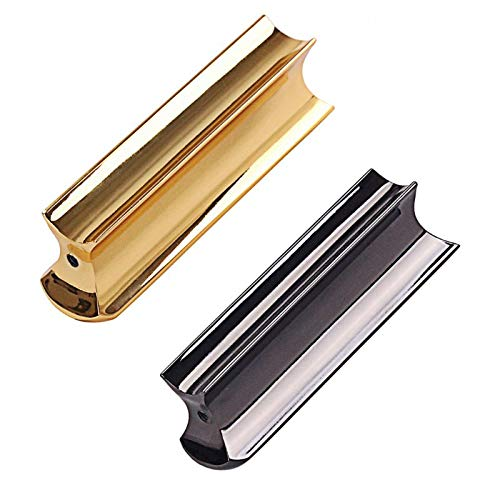 Susie-Smile - Guitar Tone Bar Slide Metal Bar For Lap Steel Or Dobro Resonator ()