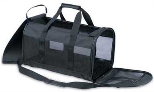 Petmate Soft-Sided Kennel Cab Pet Carrier, Medium, Black, My Pet Supplies