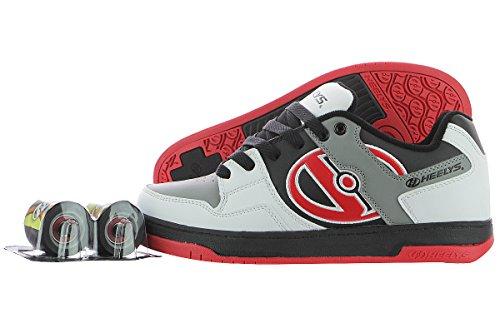 旋回ハーネスペパーミントHeelysメンズFlowローラースケートホイール靴スニーカー
