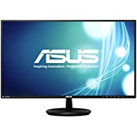 Asus VN279Q 27 LED LCD Monitor - 16:9 - 5 ms