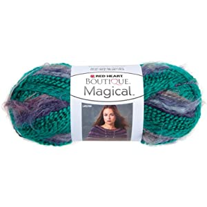 Prima Marketing Red Heart Boutique Magical Yarn, Illusion
