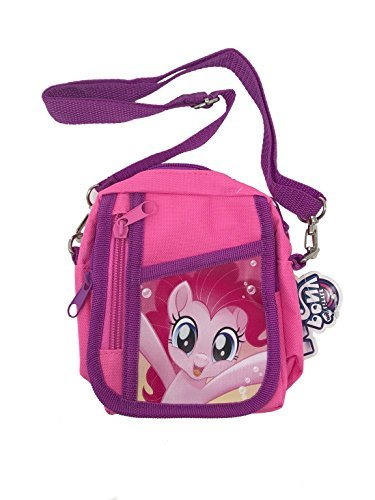 My Little Pony Shoulder Bag Pouch Purse Pink, Pinkie Pie