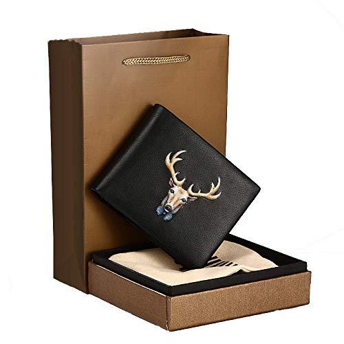 Cadeau De Jeune Haut Gamme En Luxe Emballage Porte Yter Boîte Design Préféré Pour cartes Cuir Portefeuille Homme xHRwqTgP