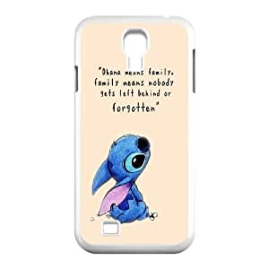 CHENGUOHONG Phone CaseLilo And Stitch For SamSung Galaxy S4 Case -PATTERN-8