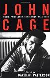 John Cage, , 0815329954
