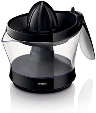 Philips HR2744/90 - Exprimidor, Color Negro: Amazon.es: Hogar