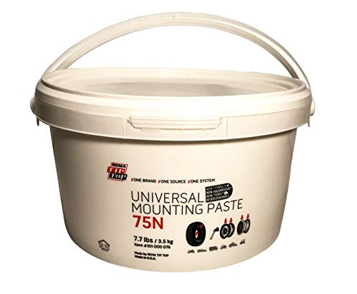 Rema Tip - Rema Tip Top Universal Tire Mounting Paste Short Low Profile 7.7 lb Pail of lube