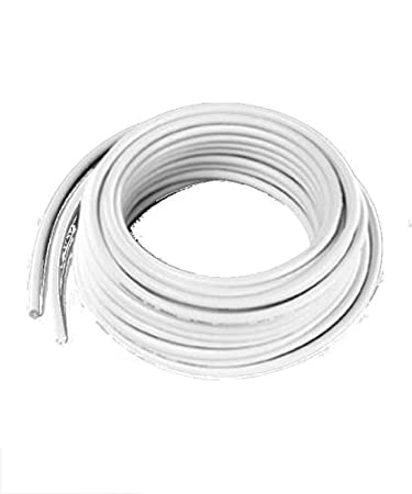 Vivanco - Cable coaxial (75 db, 1,1 mm, 20 m), color blanco ...