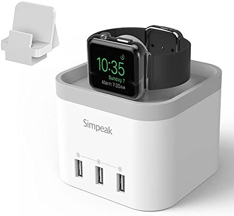 Simpeak Charger iWatch Nightstand Smartphone product image