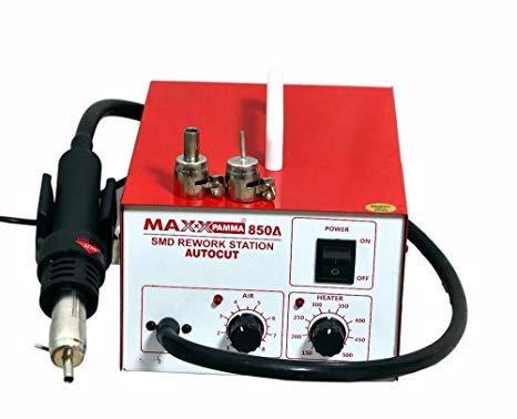 Inspire Auto-Cut SMD Rework Station MAXX PAMMA 850A Heat Air Gun (270 W/220V AC) (B07NQKTJ3P) Amazon Price History, Amazon Price Tracker