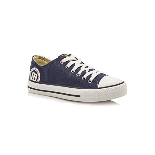 de Mujer Zapatillas emi para Azul Deporte MTNG Marino Canvas nqXExwX