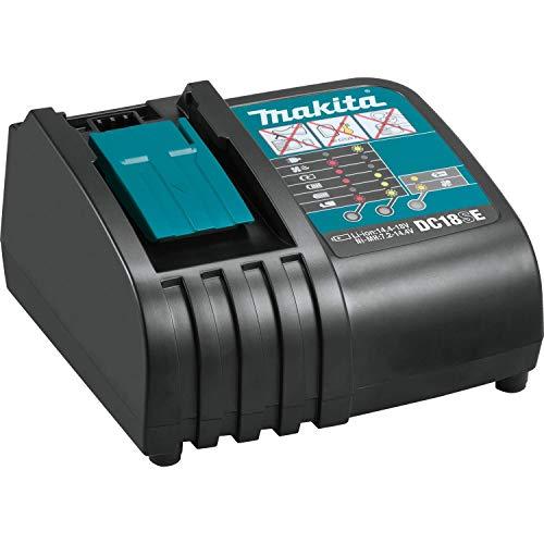 Makita DC18SE 18 Volt Li-ion Nickel Metal Hydride Optimum Automotive Charger