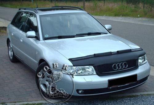 Cobra Auto Accessories Car Bonnet Hood Bra Mask Fits Audi A4 B5 1995 1996 1997 1998 1999 2000 2001