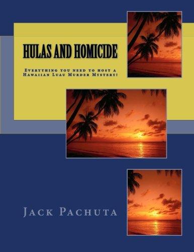 Everything you need to host a Hawaiian Luau Murder Mystery! ()