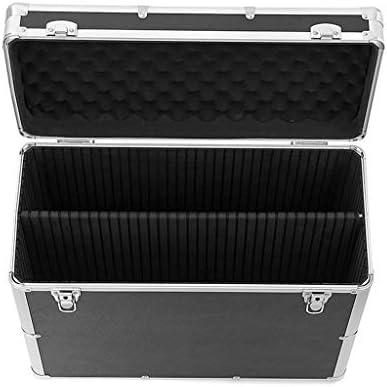 HLD アルミ合金メタルツールボックスロックボックス機器ボックスホームセーフ ツールボックス