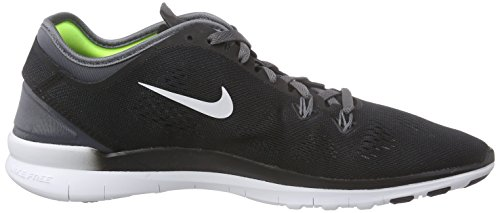 Fit Noir Black Chaussures Femme Dark Laufschuhe 0 Free Damen White 004 Course de TR NIKE 5 Grey Tn7IRwWCqW
