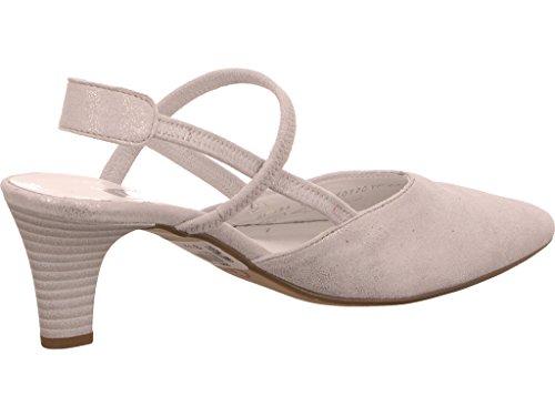 Gabor 61554-61 - Sandalias de vestir para mujer ice (+Absatz)
