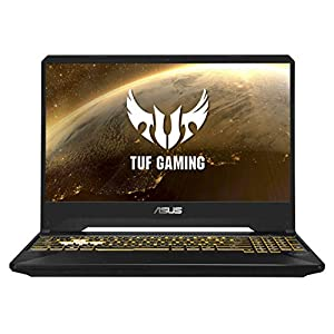 ASUS TUF Gaming FX505DT 15.6″ FHD 120Hz Laptop GTX 1650 4GB Graphics (Ryzen 5-3550H/8GB RAM/1TB HDD/Windows 10/Gold Steel/2.20 Kg), FX505DT-AL162T