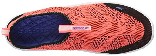 Shoe Hot Surf Athletic Knit Women's Speedo Coral Water wxXgYCnq