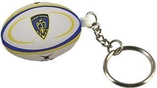 Gilbert Asm Clermont-ferrand-Auvergne-Equipe de France de Rugby Porte-clés balle Lot de 25