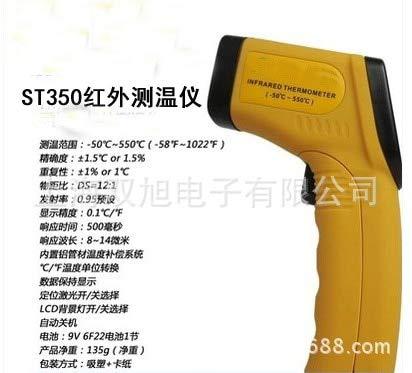 FINCOS [Shanghai Asahi] ST350 Handheld Infrared Thermometer ST-350-50~550 Degrees