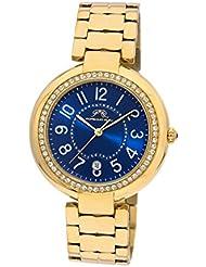 Porsamo Bleu Sofia Gold Tone Stainless Steel Ladies Watch 952BSOS