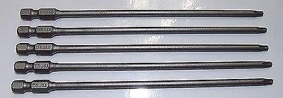 Bosch 337765 T15 Torx Power Bit 1/4