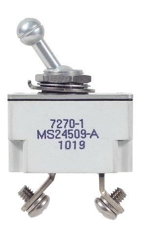Electrical & Test Equipment-35 Amp Klixon Circuit Breaker 7270-1-35