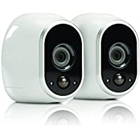 Netgear Arlo Smart Home Wireless Security System With 2 HD Cameras