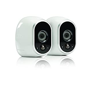 Arlo - Wireless Home Security Camera System   Indoor/Outdoor   2 camera kit (Discontinued) (B00P7EVST6)   Amazon price tracker / tracking, Amazon price history charts, Amazon price watches, Amazon price drop alerts