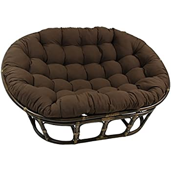 papasan furniture. blazing needles solid twill double papasan chair cushion 58 furniture