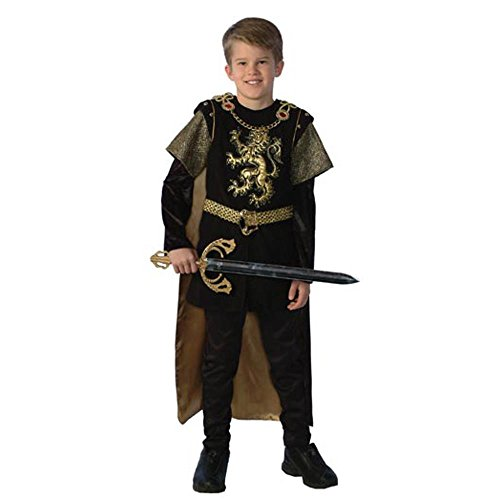Child's Knight Costume (Size:X-small 3-4) by Pony Express
