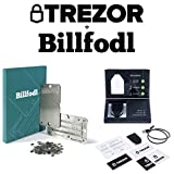 Trezor Model T + Billfodl Cryptocurrency Hardware