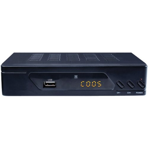 - Proscan PAT102-B/D Digital Converter Box with Built-In ATSC Tuner for Over the Air Digital Broadcast Reception