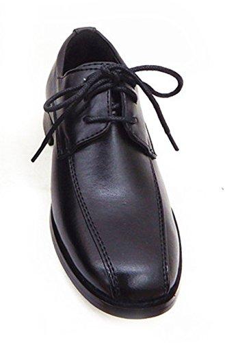 Kinderschuhe festliche Schuhe Kommunionsschuhe Komfirmationsschuhe schwarz Gr.18-39 26