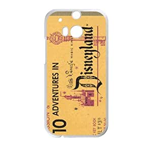 Disneyland for HTC One M8 Phone Case Cover D7278