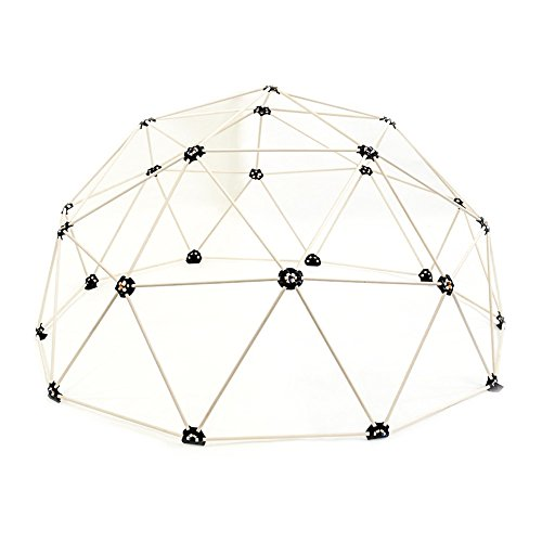 Dome Home Kits: Small Geodesic Dome Kit, 6ft Diameter X 3ft Tall
