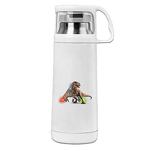 Bekey ARK Survival Evolved Dragon Stainless Steel Vacuum Travel Mug With Handle Cup Water Bottle