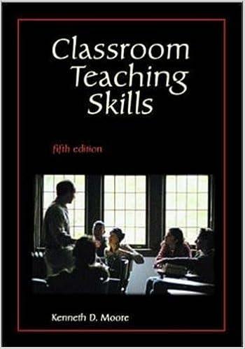 Book Classroom Teaching Skills