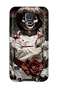 Evelyn C. Wingfield's Shop High Quality Annabelle Case For Galaxy S5 / Perfect Case 4694639K26776845
