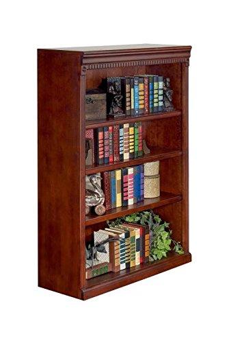 - Martin Furniture HCR3648/D Huntington Club Office Open Bookcase, 48