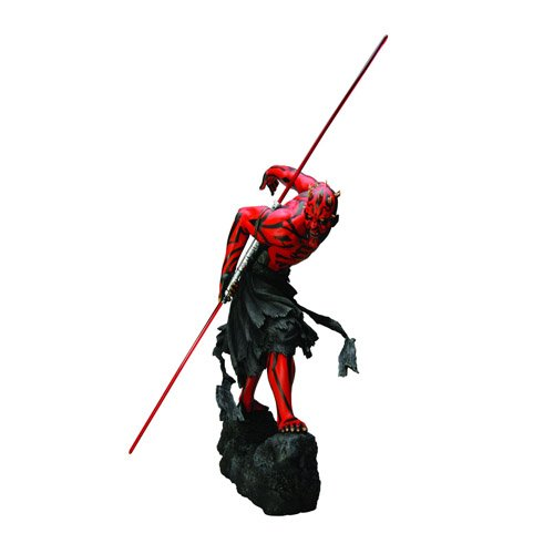 Kotobukiya Star Wars: Darth Maul Light Up ArtFX Statue