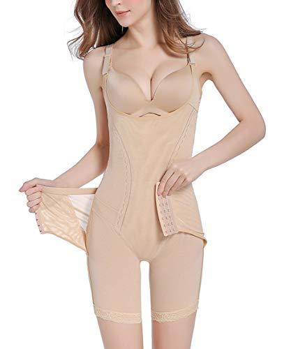 FeelinGirl Women's Shapewear Hi-Waist Brief Firm Control Breathable,M (Undergarments Slimming Body)